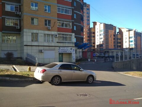 Аренда офиса, Хабаровск, Фрунзе 11 - Фото 1