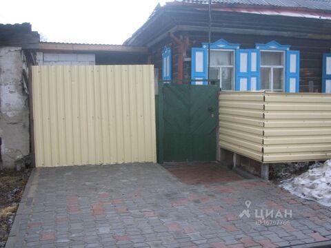 Продажа дома, Новосибирск, м. Заельцовская, Ул. Локомотивная - Фото 1