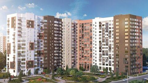 Москва, пос. Коммунарка, а101, однокомнатная квартира - Фото 1