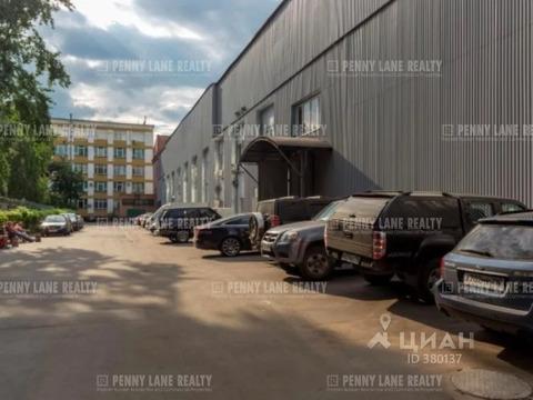Офис в Москва Подъемная ул, 14с37 (23130.0 м) - Фото 1