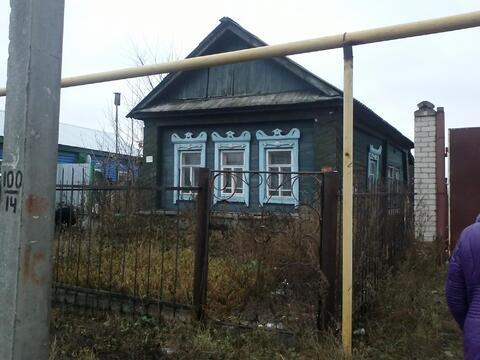Земля с домом в Шигонах - Фото 2