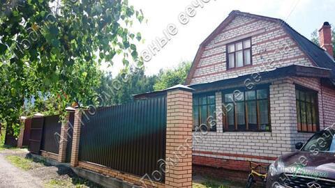 Каширское ш. 35 км от МКАД, Красный Путь, Дом 100 кв. м - Фото 1