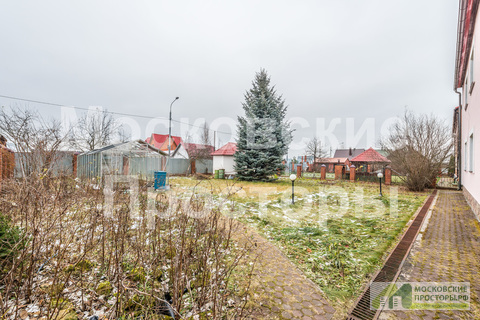 Продается дом г Москва, поселение Вороновское, деревня Юрьевка - Фото 3