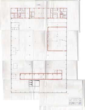 Производственное помещение 10183,6 кв.м. - Фото 5
