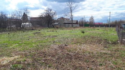 15 соток в центре п.Заокский, ул.Дзержинского, 100км от МКАД на юг - Фото 4