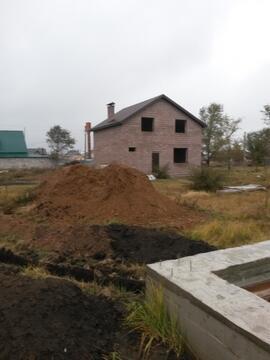 Дом- недострой 160 кв.м. на 15 сот.земли в Тимофеевке . - Фото 5