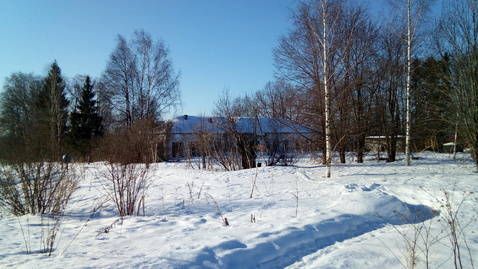 Участок 49 соток в живописном месте Вологодской области - Фото 1