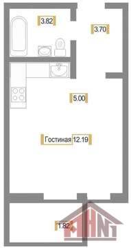 Продажа квартиры, Великие Луки, Ул. Гоголя - Фото 1