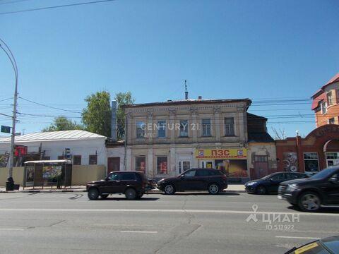 Помещение свободного назначения в Тамбовская область, Тамбов Советская . - Фото 1