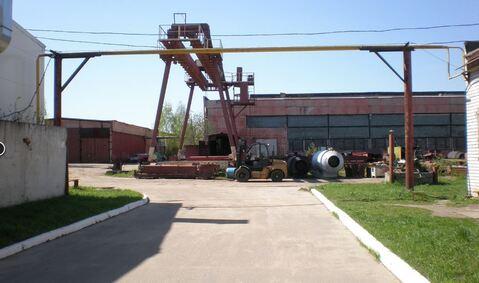 Продается производственно-складской комплекс 7500 кв.м на 3.5 га. - Фото 4