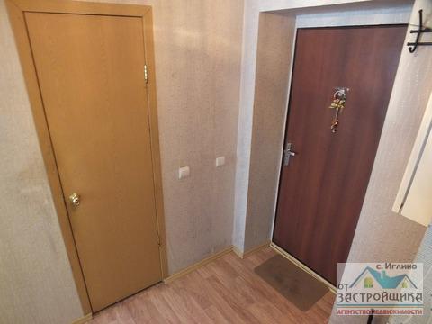 Продам 1-к квартиру, Иглино, улица Ворошилова 28а - Фото 3