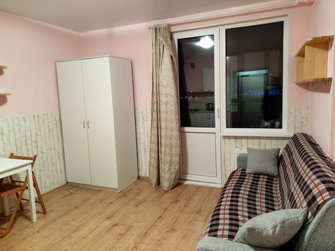Сдам уютную новую квартиру-студию с панорамным видом из окон в ново. - Фото 3