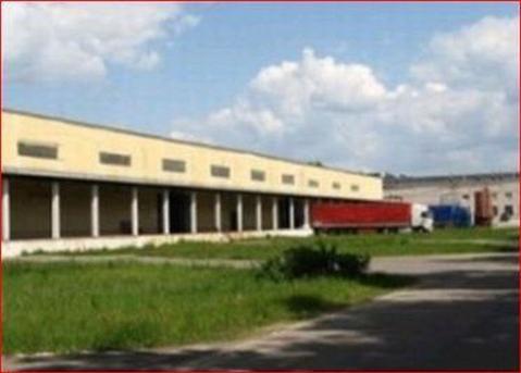 Теплый произв.- склад. комплекс 28 000 кв.м на 10 Га с ж.д. в Орехово - Фото 2