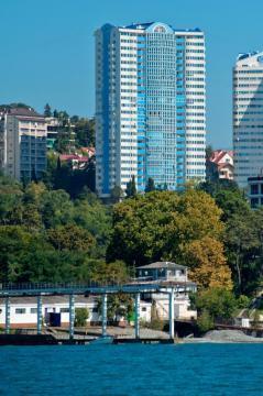 Квартира с шикарным видом на море в Сочи, новостройка (sea view) - Фото 1