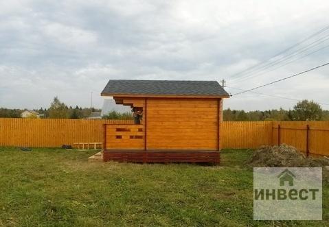 Продается одноэтажная дача 20 кв.м на участке 9 соток, д.Порядино, сн - Фото 3