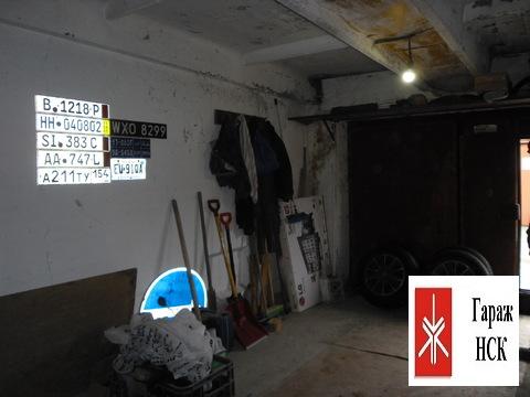 Сдам абсолютно сухой гараж в ГСК Роща №483. Академгородок, за ияф - Фото 4