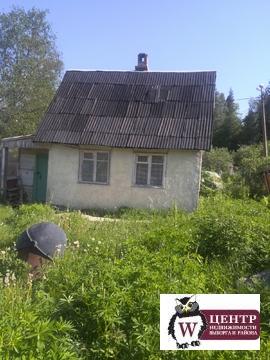 """Участок с садовым домом СНТ """"Белые ночи"""", п. Лебедевка - Фото 1"""