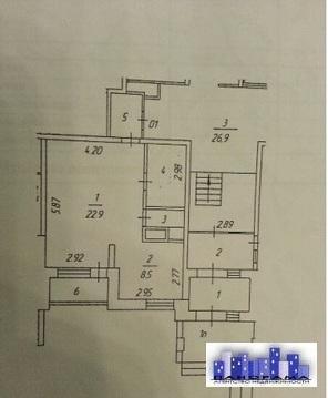 Офис 42м в Рекинцо-2 д.3 - Фото 2