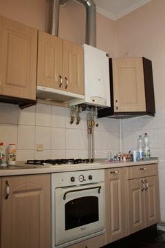 Классная квартира с ремонтом, 2 раздельные комнаты, кирпичный дом - Фото 1