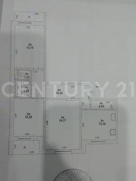 Объявление №60939444: Продаю 3 комн. квартиру. Ульяновск, ул. Врача Михайлова, 64,