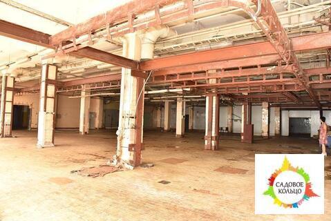 Сдается тёплое производственное помещение 450 м 1 этаж - Фото 1