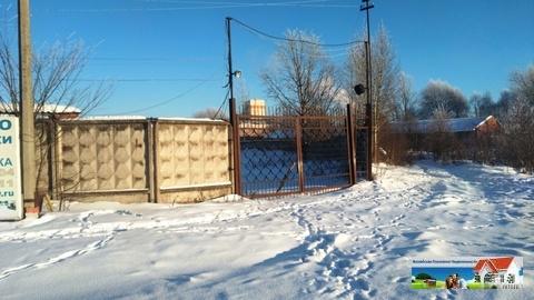 Промышленная земля со складом 2000 кв.м, в г. Можайске, общей площадью - Фото 3