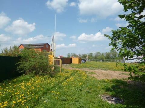 Продается земельный участок, Заокский, 12 сот - Фото 1