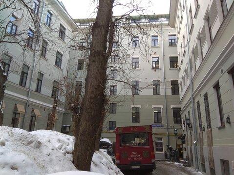 Офис 122,7 м2 в Булгаковском доме метро Маяковская - Фото 2