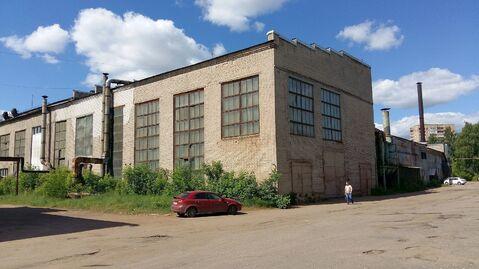 Производственно-складской цех 7000 кв.м в Иваново - Фото 1