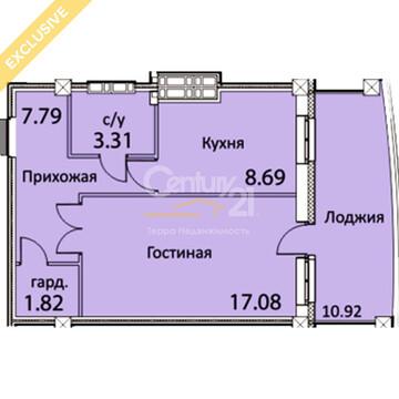 Чернышевского 17а, 1 комнатная - Фото 2