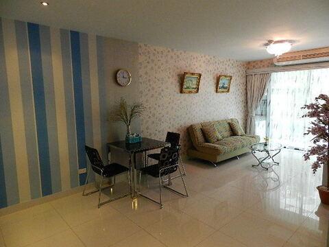 Апартаменты 2 комнаты для 4 человек. Пляж Джомтьен - Фото 1