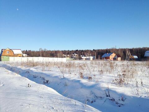 Участок 7.5 соток, д. Беклемишево, 45 км. от МКАД по Дмитровскому ш. - Фото 5