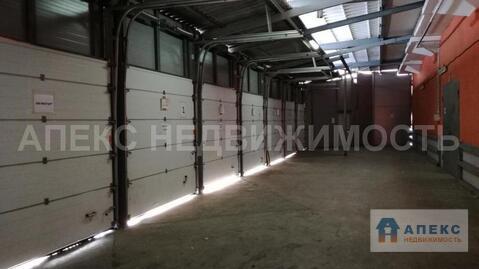 Аренда помещения пл. 2000 м2 под склад, аптечный склад, м. Царицыно в . - Фото 4