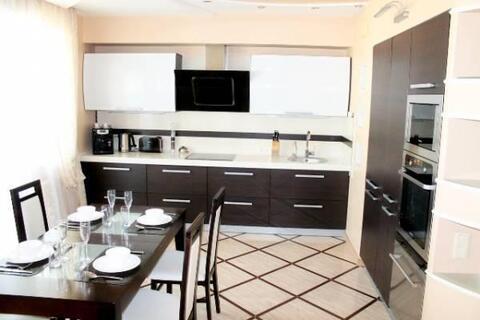 3 комнатная квартира с отличным дизайнерским ремонтом в ЖК Панорама - Фото 3