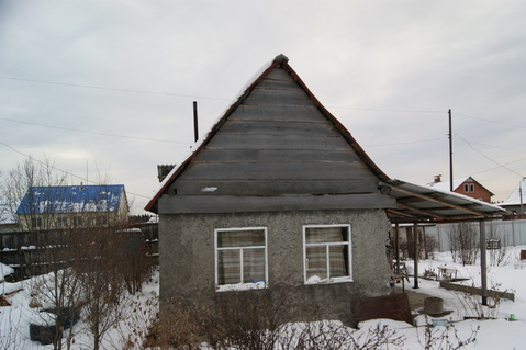 Садовый участок 8 соток с домом в черте города сот сумз-1 - Фото 1