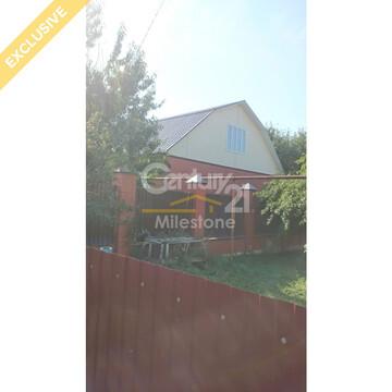 Продается дом в Тамбовской области рп Мордово - Фото 1