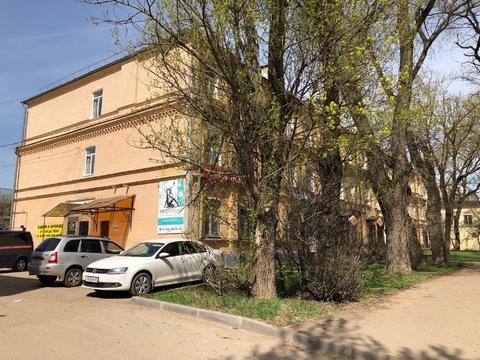 Продается 1-к квартира в центре Смоленска, Купить квартиру в Смоленске по недорогой цене, ID объекта - 330549286 - Фото 1