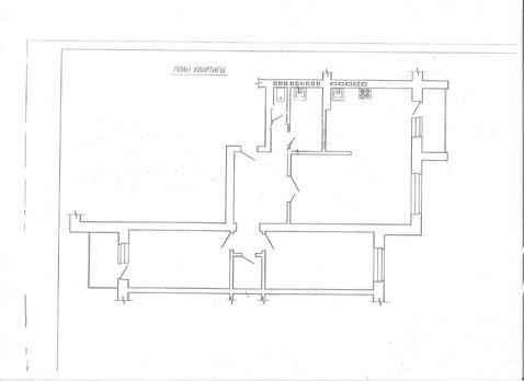 3 комнатную квартиру Воронеж, Московский проспект,117б - Фото 5
