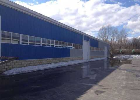 Продам, индустриальная недвижимость, 2000,0 кв.м, Автозаводский р-н, . - Фото 1