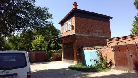 Гараж 3 уровня с жилой комнатой и с санузлом - Фото 1