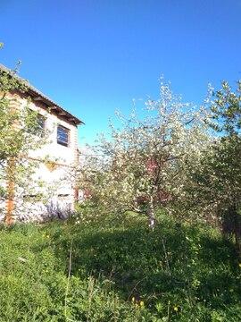 Продам садовый участок с кирпичным домом - Фото 2