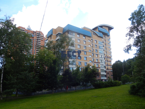 Трехкомнатная Квартира Москва, проспект Ленинский, д.114, ЗАО - . - Фото 1