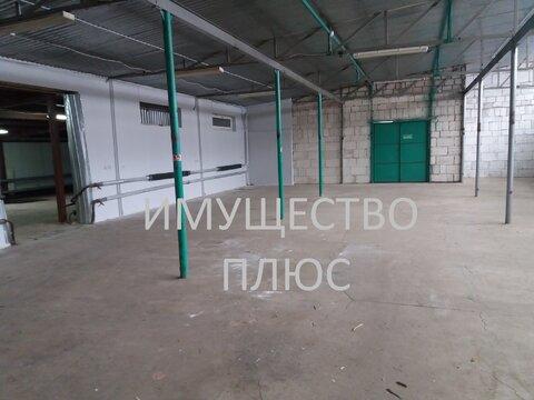 Сдам склад (можно под оптовую торговлю), 500 кв.м, ул. Клубная - Фото 1