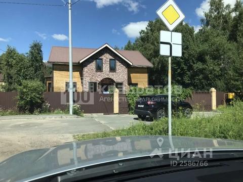 Участок в Тюменская область, Ишимский район, д. Быкова (12.0 сот.) - Фото 1