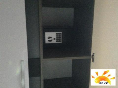 Квартира с видом на море в Ялте 32.6м2 ремонт и мебель люкс - Фото 5