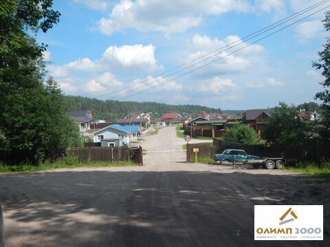 Участок 40 соток в коттеджном поселке на оз.Волочаевское - Фото 5