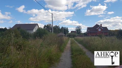 Земельный участок 15 соток ИЖС д. Солодовка Чеховский район - Фото 3