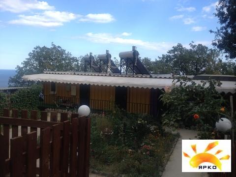 Продажа базы отдыха в Гурзуфе в районе санатория Ай-Даниль. - Фото 1