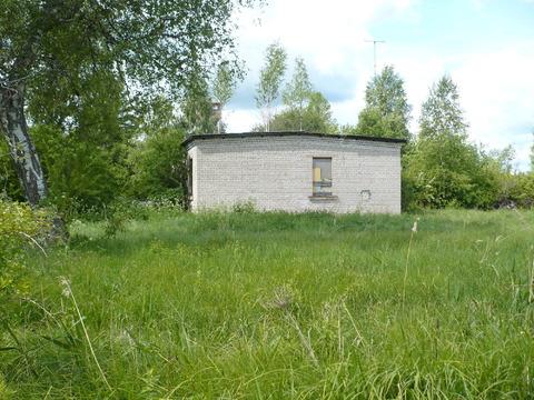 Здание кирпичное 100 м с землёй 15соток - Фото 1