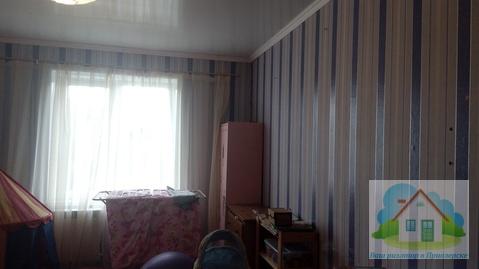 Продается просторная двухкомнатная квартира в п. Мельниково - Фото 4